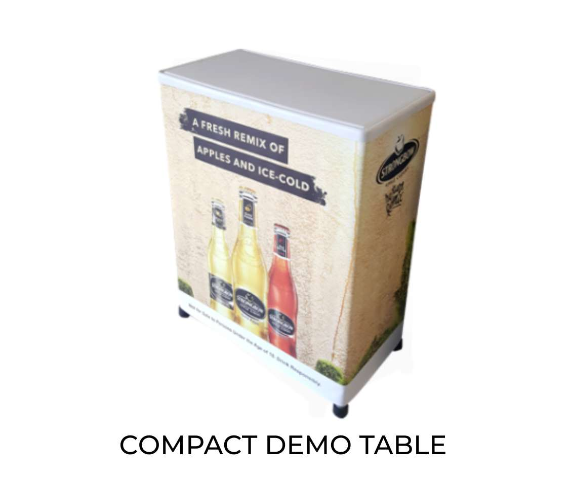 compact demo table