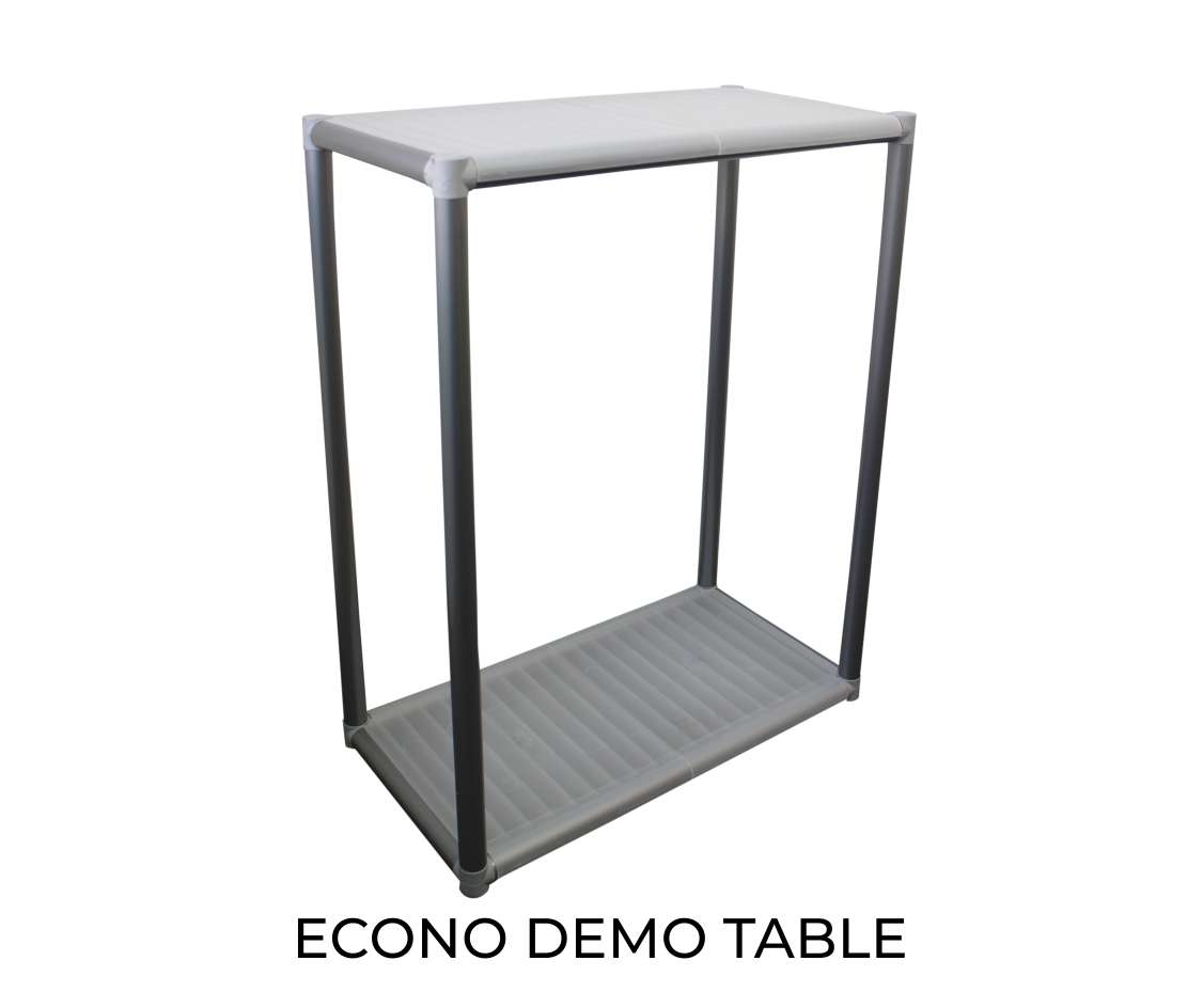 econo demo table