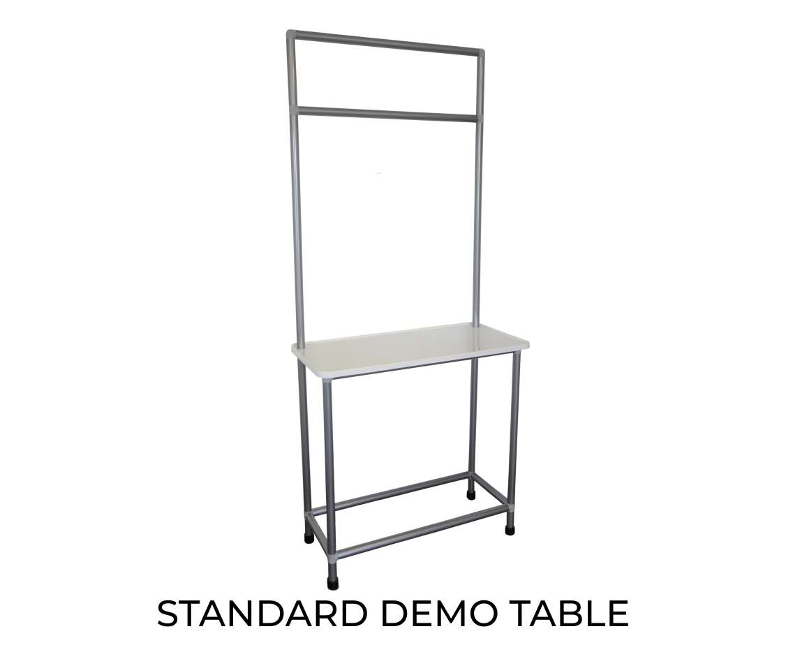 standard demo table