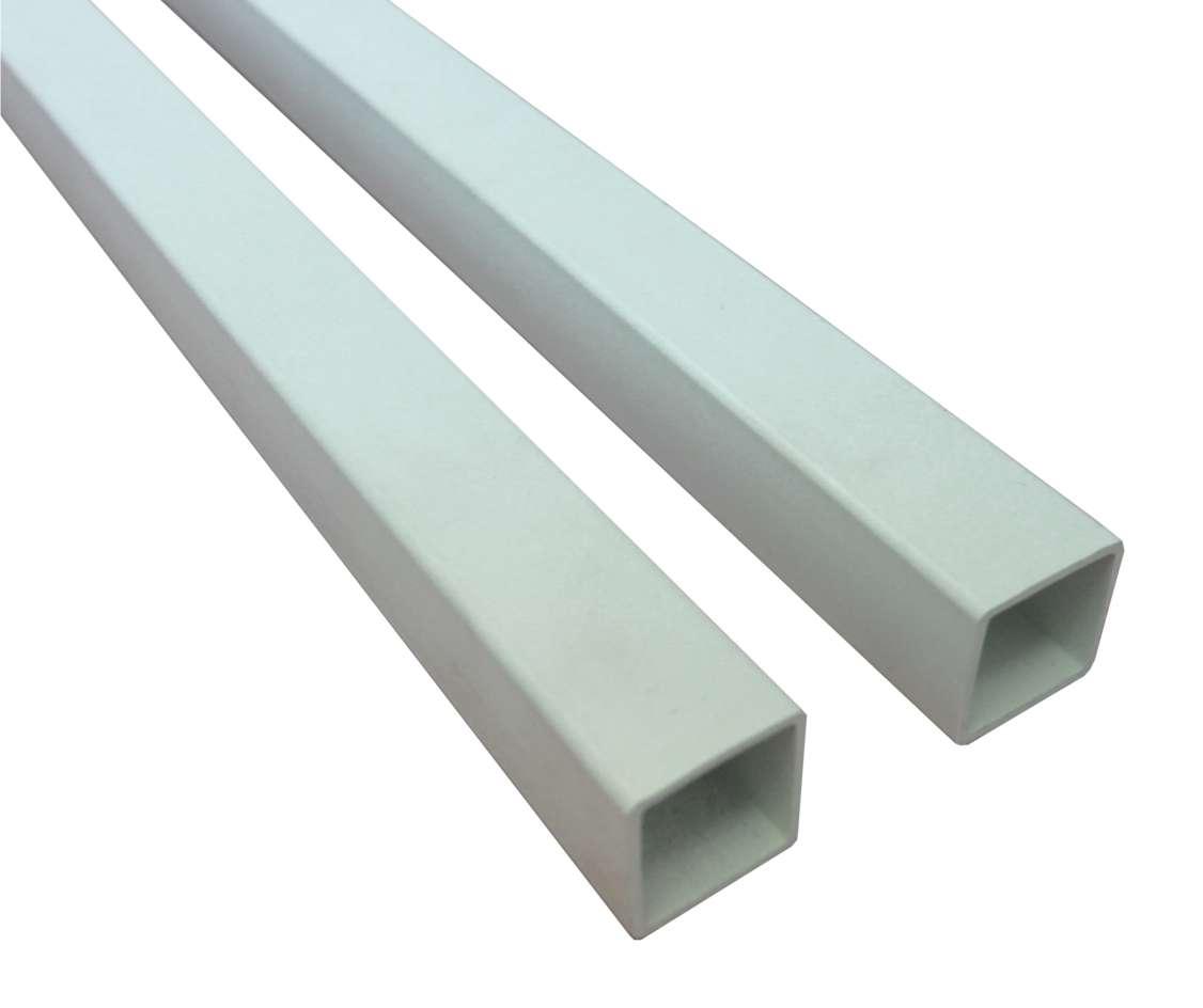 modular shelving square pipes